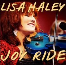 "Lisa Haley & the Zydekats CD, ""Joy Ride"""