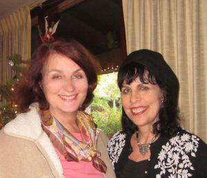 Maxine Miller and Carolyn Fox