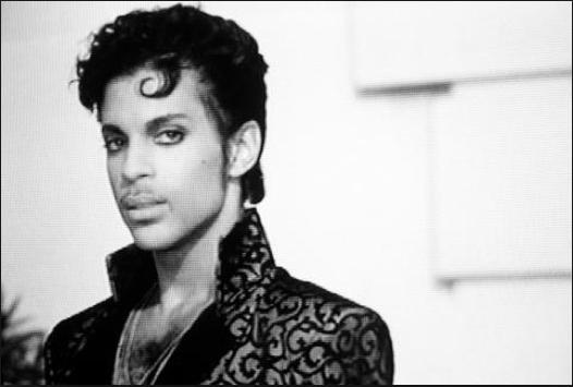 Prince B&W